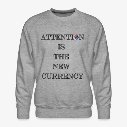 The New Money - Men's Premium Sweatshirt