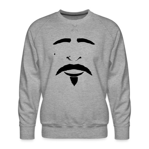 FACES_CHOLA - Men's Premium Sweatshirt