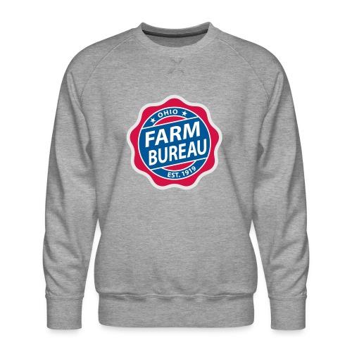 Color Logo - Men's Premium Sweatshirt