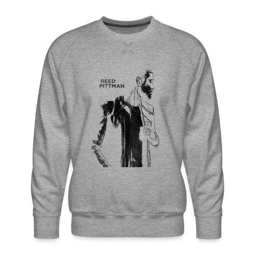 Reed Pittman Silhouette Sweatshirt - Men's Premium Sweatshirt