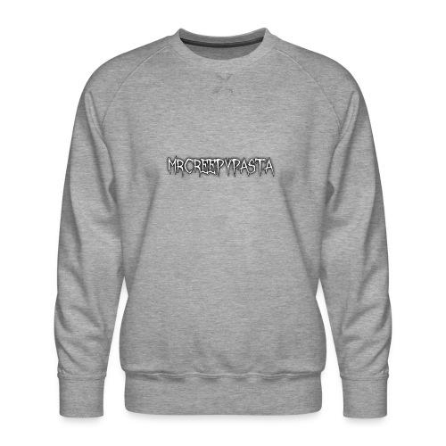 Untitled 1 png - Men's Premium Sweatshirt