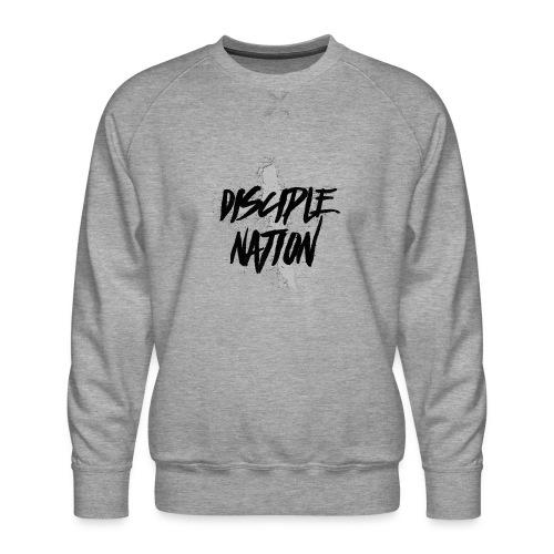 Main Design - Men's Premium Sweatshirt