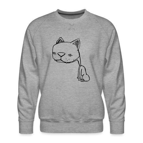 Meowy Wowie - Men's Premium Sweatshirt