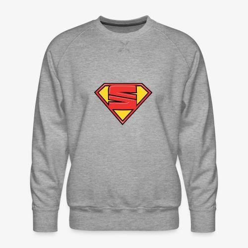 super seat - Men's Premium Sweatshirt