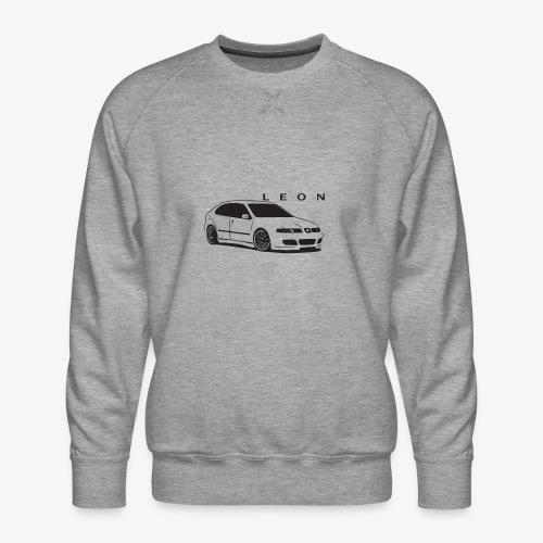 Seat LEON mk1 cupra - Men's Premium Sweatshirt