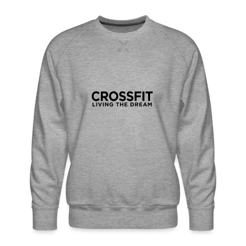 OG Text Horizontal - Men's Premium Sweatshirt
