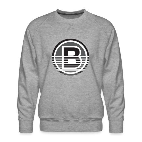 Backloggery/How to Beat - Men's Premium Sweatshirt