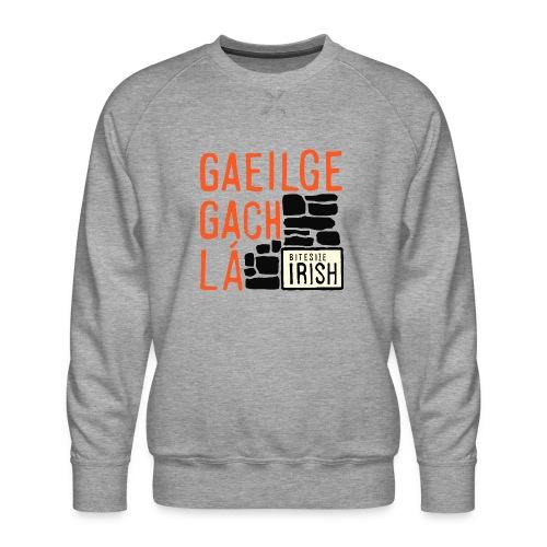 Bitesize Irish Merchandise - Men's Premium Sweatshirt