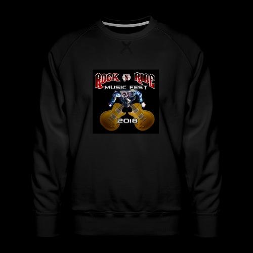 RocknRide Design - Men's Premium Sweatshirt