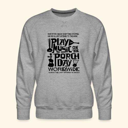 PMOTPD2021 SHIRT - Men's Premium Sweatshirt