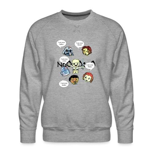 Too Much Too Soon - Men's Premium Sweatshirt