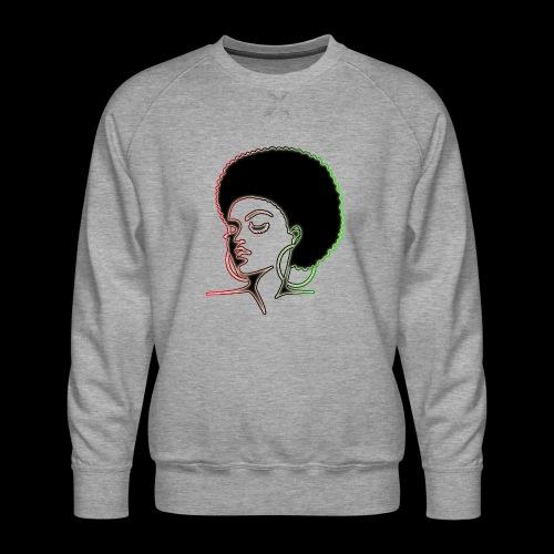 Afrolady - Men's Premium Sweatshirt