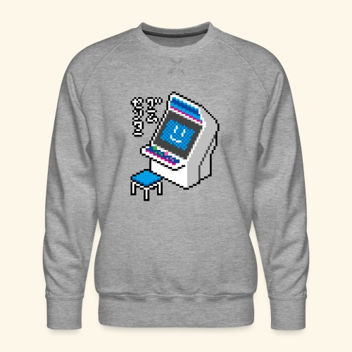 Pixelcandy_BC - Men's Premium Sweatshirt