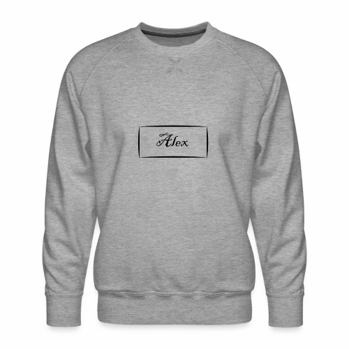 Alex - Men's Premium Sweatshirt