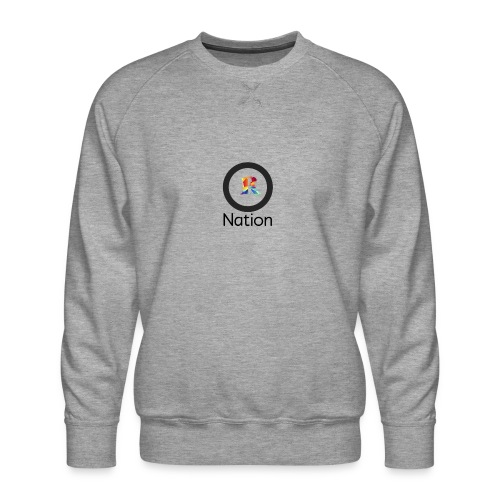 Reaper Nation - Men's Premium Sweatshirt