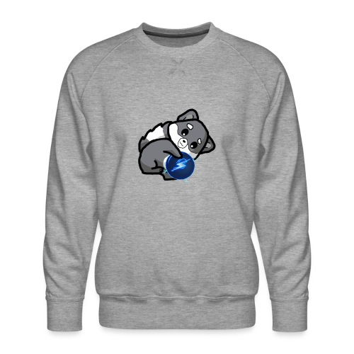 Eluketric's Zapp - Men's Premium Sweatshirt