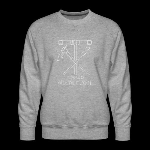 Nomad Shipwright graphic - Men's Premium Sweatshirt