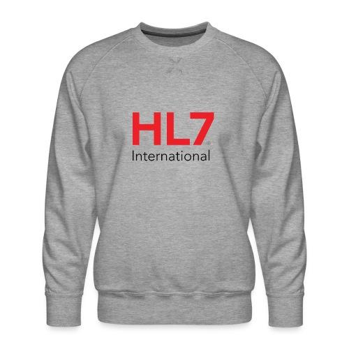 HL7 International - Men's Premium Sweatshirt