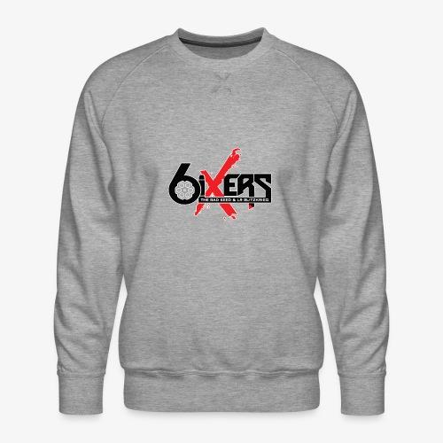 6ixersLogo - Men's Premium Sweatshirt