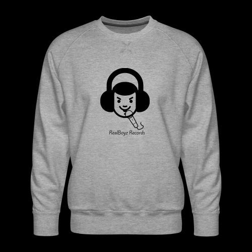RealBoyz Records - Men's Premium Sweatshirt