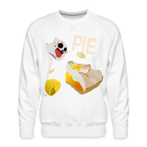 Pie! - Men's Premium Sweatshirt