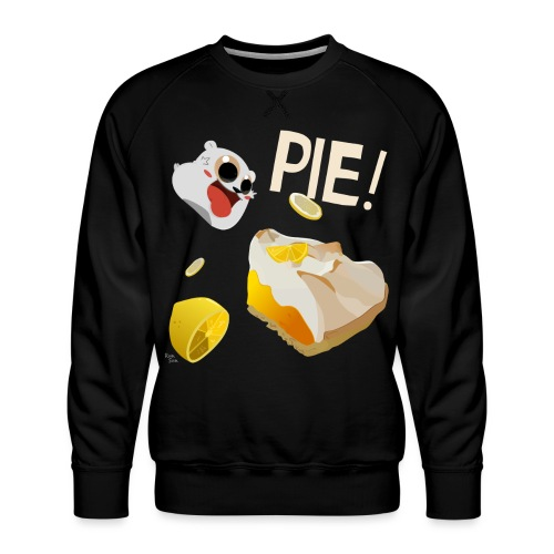Pie! - Men's Premium Sweatshirt