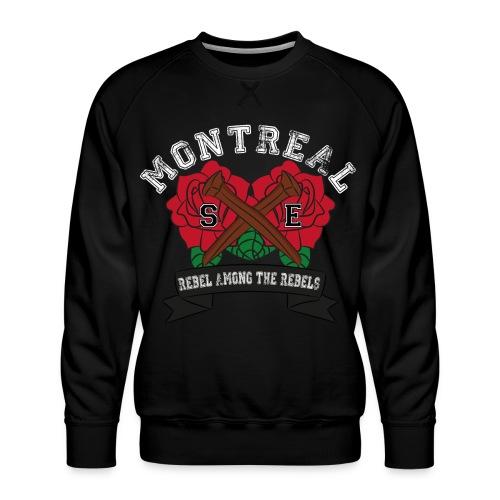 MONTREAL SXE - Men's Premium Sweatshirt