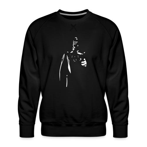 Rubber Man Wants You! - Men's Premium Sweatshirt