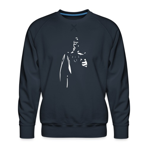 Rubber Man Wants You! - Men's Premium Sweatshirt