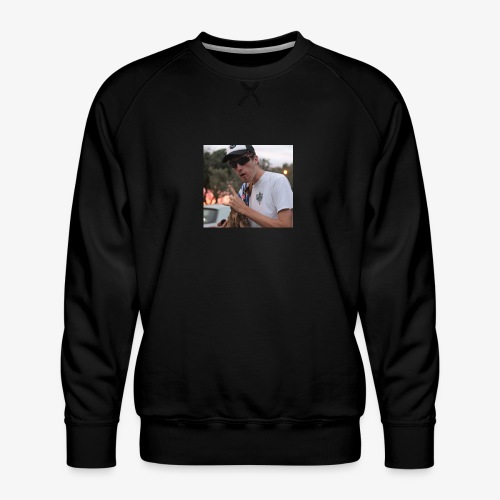 big man - Men's Premium Sweatshirt