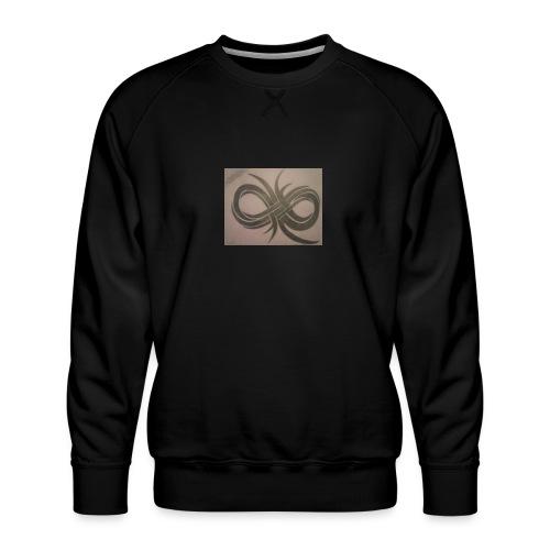 Infinity - Men's Premium Sweatshirt
