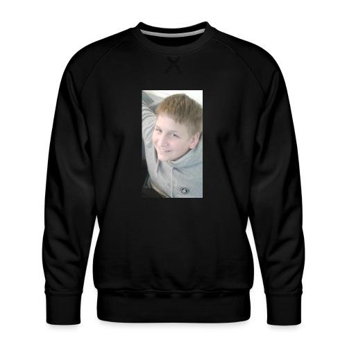 EvanTVSignatureMerch - Men's Premium Sweatshirt