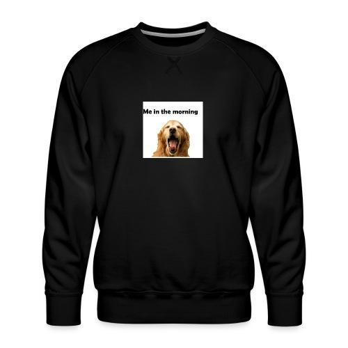 doggo - Men's Premium Sweatshirt
