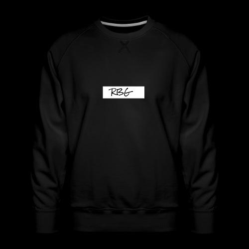 RBG - Men's Premium Sweatshirt