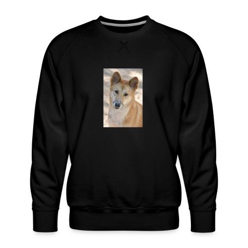 My youtube page - Men's Premium Sweatshirt