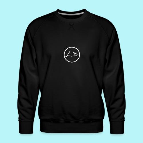 Basic Logo - Men's Premium Sweatshirt