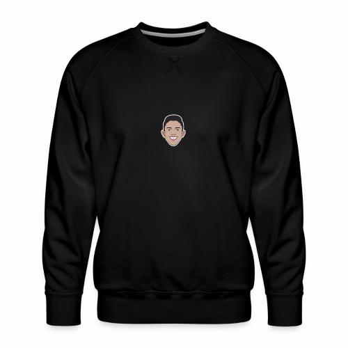 Cartoon Jake Head - Men's Premium Sweatshirt