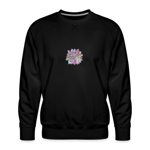 CrystalMerch - Men's Premium Sweatshirt