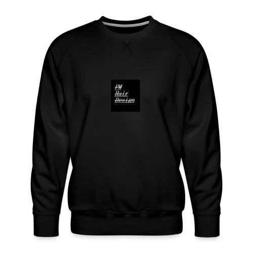 PM Hair Design - Men's Premium Sweatshirt