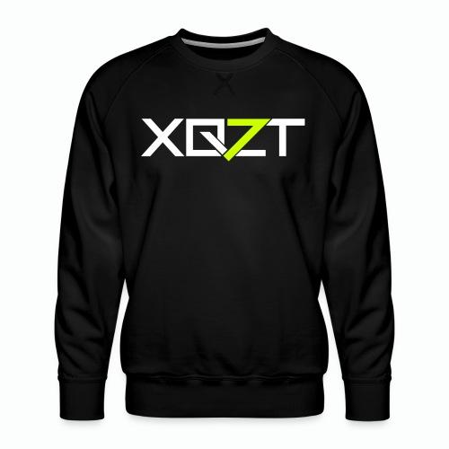 #XQZT Logo 11 - Men's Premium Sweatshirt