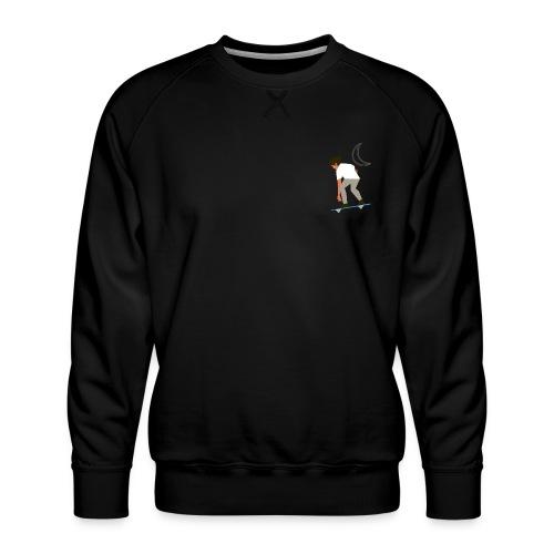 Apollo Skate (Style B) - Men's Premium Sweatshirt