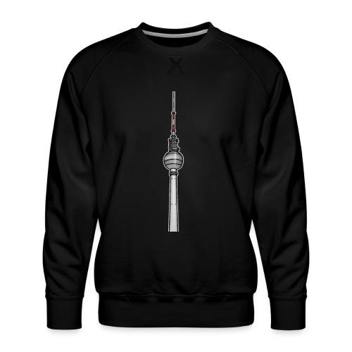 TV-Tower Berlin - Men's Premium Sweatshirt