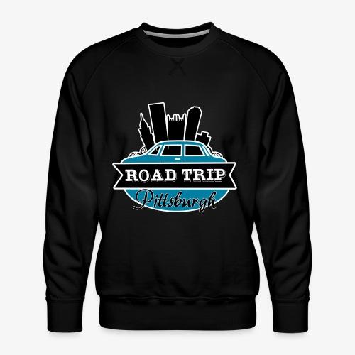 road trip - Men's Premium Sweatshirt