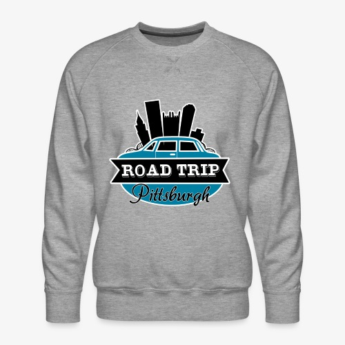 road trip - Men's Premium Sweatshirt