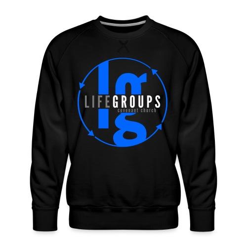 Life Groups - Men's Premium Sweatshirt