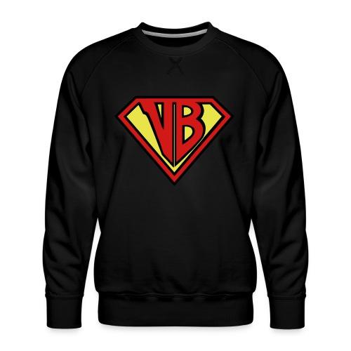 VB Hero Woman - Men's Premium Sweatshirt