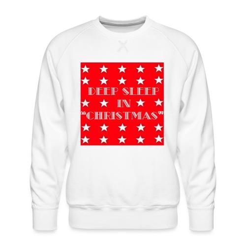 Christmas theme - Men's Premium Sweatshirt