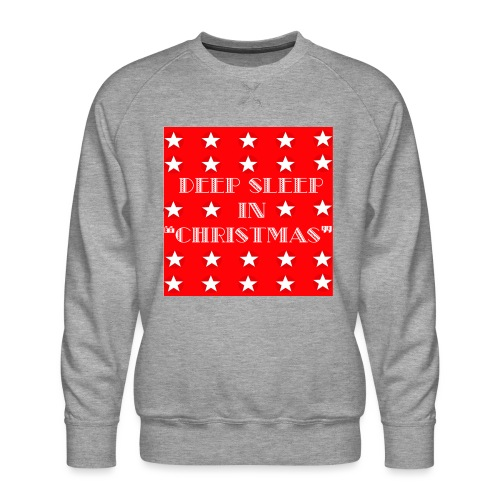 Christmas theme - Men's Premium Sweatshirt