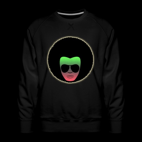 Afro Shades - Men's Premium Sweatshirt