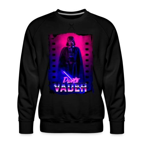 Retro Wave 5 - Men's Premium Sweatshirt